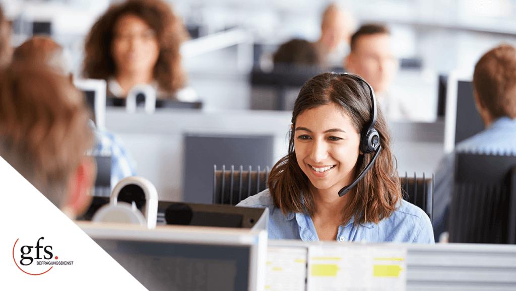 GFS Befragungsdienst Telefonansagen