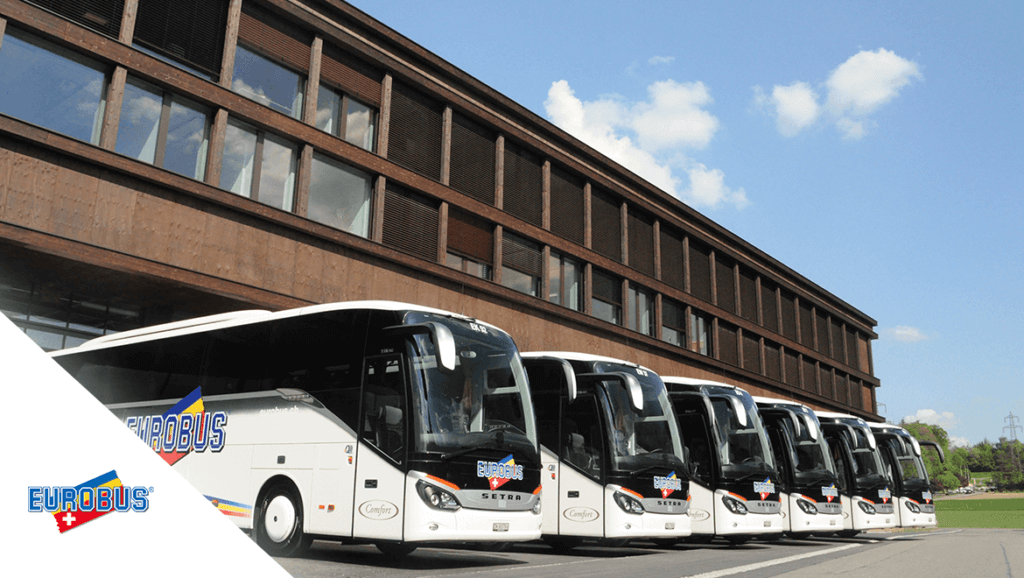 Eurobus Telefonansagen