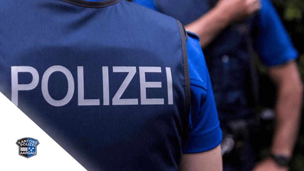 Kantonspolizei Aargau Telefonansagen