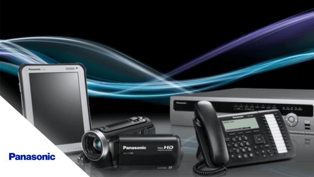 Panasonic Telefonansagen