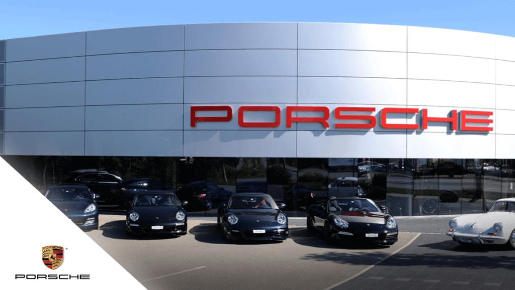 PorscheZentrumBern Telefonansagen
