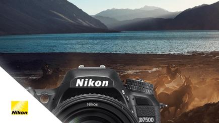 Nikon Telefonansagen Französisch