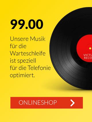 Online Shop Wartemusik MOH